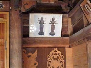 行沢の馬頭観音立像 (5)