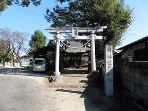 上大島近戸神社 (1)