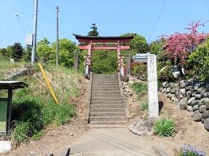 下南室赤城神社 (1)