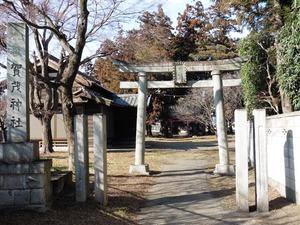 丸山賀茂神社 (1)