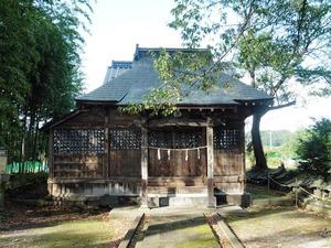上の森八幡宮 (3)