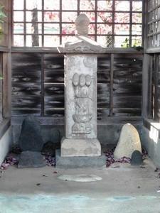 上江田の庚申塔 (2)