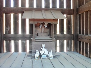 鮎川北野神社 (7)