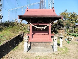 茂木熱田神社 (1)