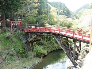 三波川琴平神社 (1)