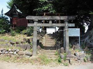熊谷稲荷神社 (2)
