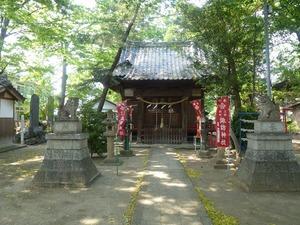 新町諏訪神社 (3)