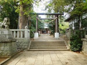 大胡神社 (2)