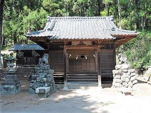 下南室赤城神社 (5)