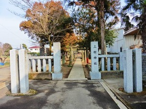 上樹神社 (1)