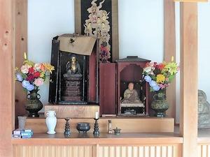金井薬師堂 (4)