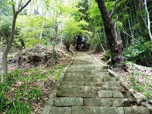 高山・薬師堂 (2)