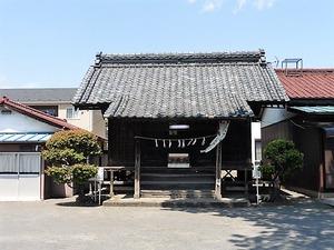 箱田菅原神社 (3)