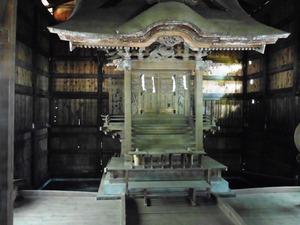 倉渕・石上神社 (3)