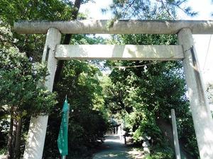 堀口飯玉神社 (1)