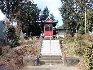 中野愛宕神社 (1)