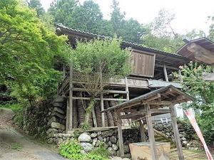 上日野鹿島神社 (4)