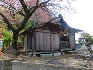 稲荷石稲荷神社 (2)