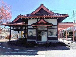 来た軽井沢駅舎 (7)