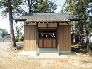 寄木戸長良神社 (12)