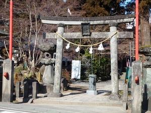 渋川八幡宮 (1)