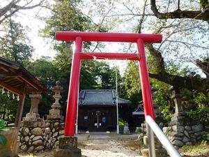 鬼石神社 (2)