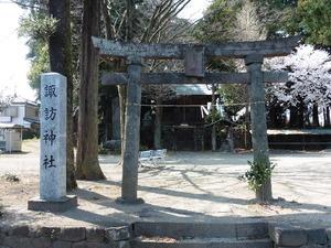 北下諏訪神社 (1)