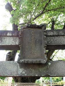 渠口神社 (2)