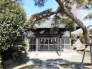萱野白山神社 (5)