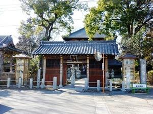 曹源寺山門 (1)