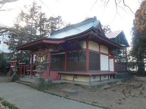 瑳珂比神社 (2)