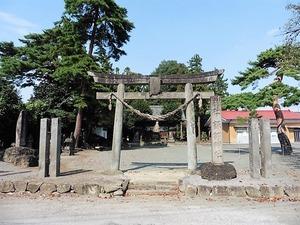 大前田諏訪神社 (1)