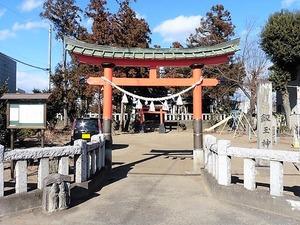 中尾飯玉神社 (1)