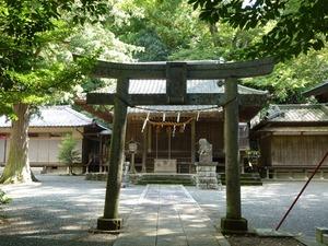 白滝神社 (2)