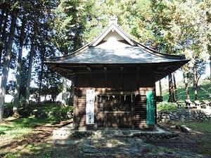 雨堤榛名神社 (2)