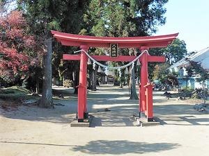深津八坂神社 (1)