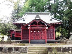 川田神社 (2)