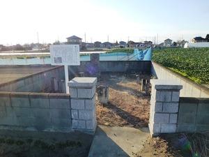 弥勒寺音次郎・音八の墓 (1)
