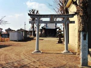 千本木神社 (1)