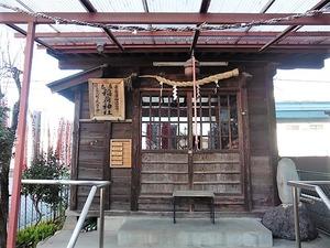 辰巳稲荷神社 (2)