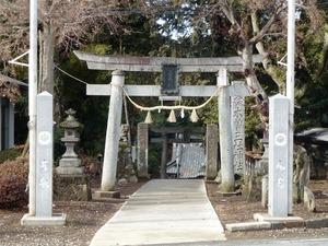 木曽三社神社 (1)
