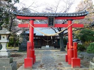 倭文神社 (1)