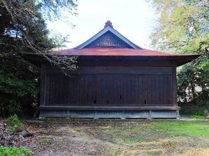 津久田鏡の森歌舞伎舞台