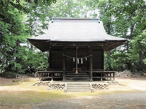 島村諏訪神社 (3)