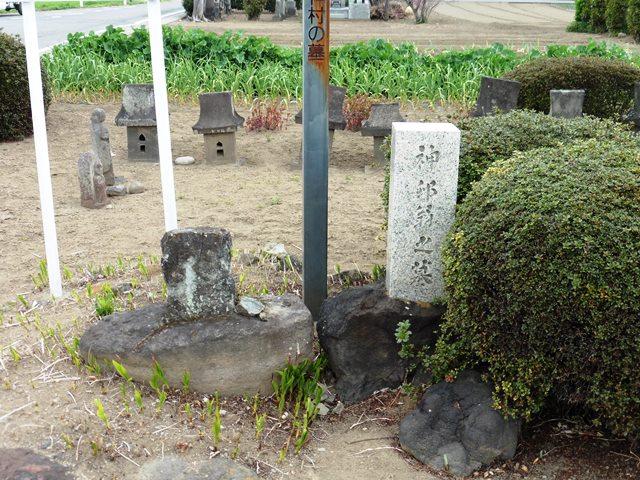 Tigerdreamの上州まったり紀行   伊勢崎藩の藩校教授・浦野神村の墓 コメント                           Tigerdream