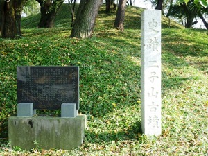 総社二子山古墳 (2)