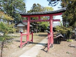 寄木戸長良神社 (2)
