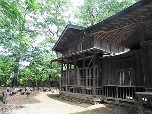 島村諏訪神社 (4)