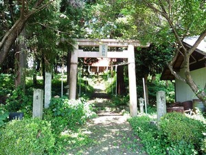 飽馬神社 (1)
