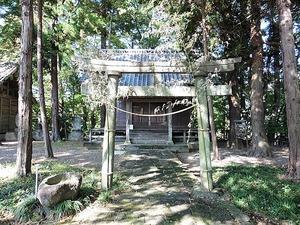 新巻菅原神社 (3)
